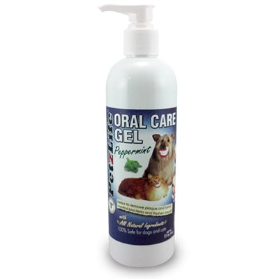 PetzLife PetzLife Oral Care GEL Original REFILL - 12 ounce-Dog-PetzLife-PetPhenom