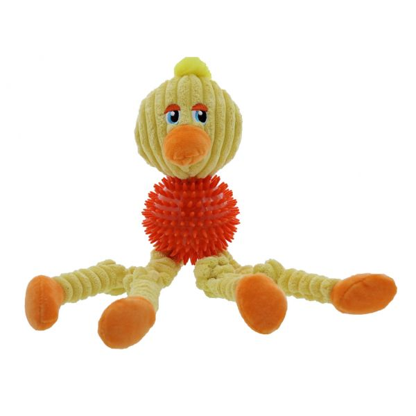 Play 365 Spike Society Toy -Play 365 Spike Society Duck-Dog-Play 365-PetPhenom