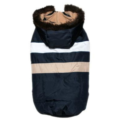 Hip Doggie Inc. Navy Urban Ski Vest by Hip Doggie -BD Sm-Dog-Hip Doggie Inc.-PetPhenom