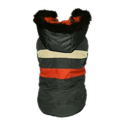Hip Doggie Inc. Olive Urban Ski Vest by Hip Doggie -BDM-Dog-Hip Doggie Inc.-PetPhenom