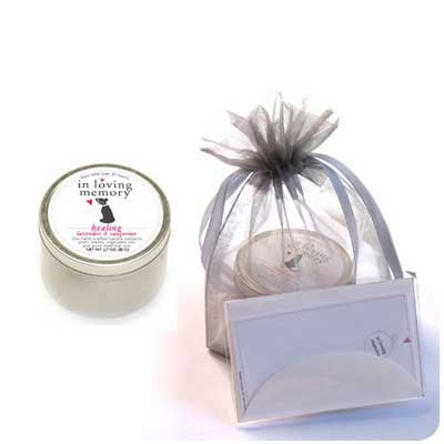 Luxepets Cat Lovers Memorial Candle Kit-Dog-Luxepets-PetPhenom
