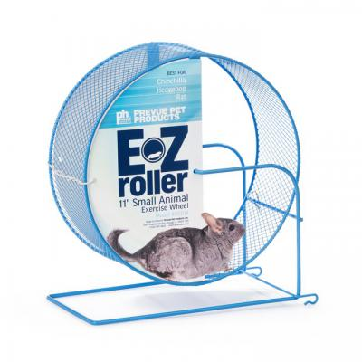 "Prevue Pet Products 11"" Rat and Chinchilla Exercise Wheel-Small Pet-Prevue Pet Products-PetPhenom"