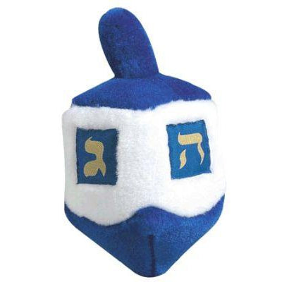 MultiPet Multipet Talking Dreidel Dog Toy-Dog-MultiPet-PetPhenom