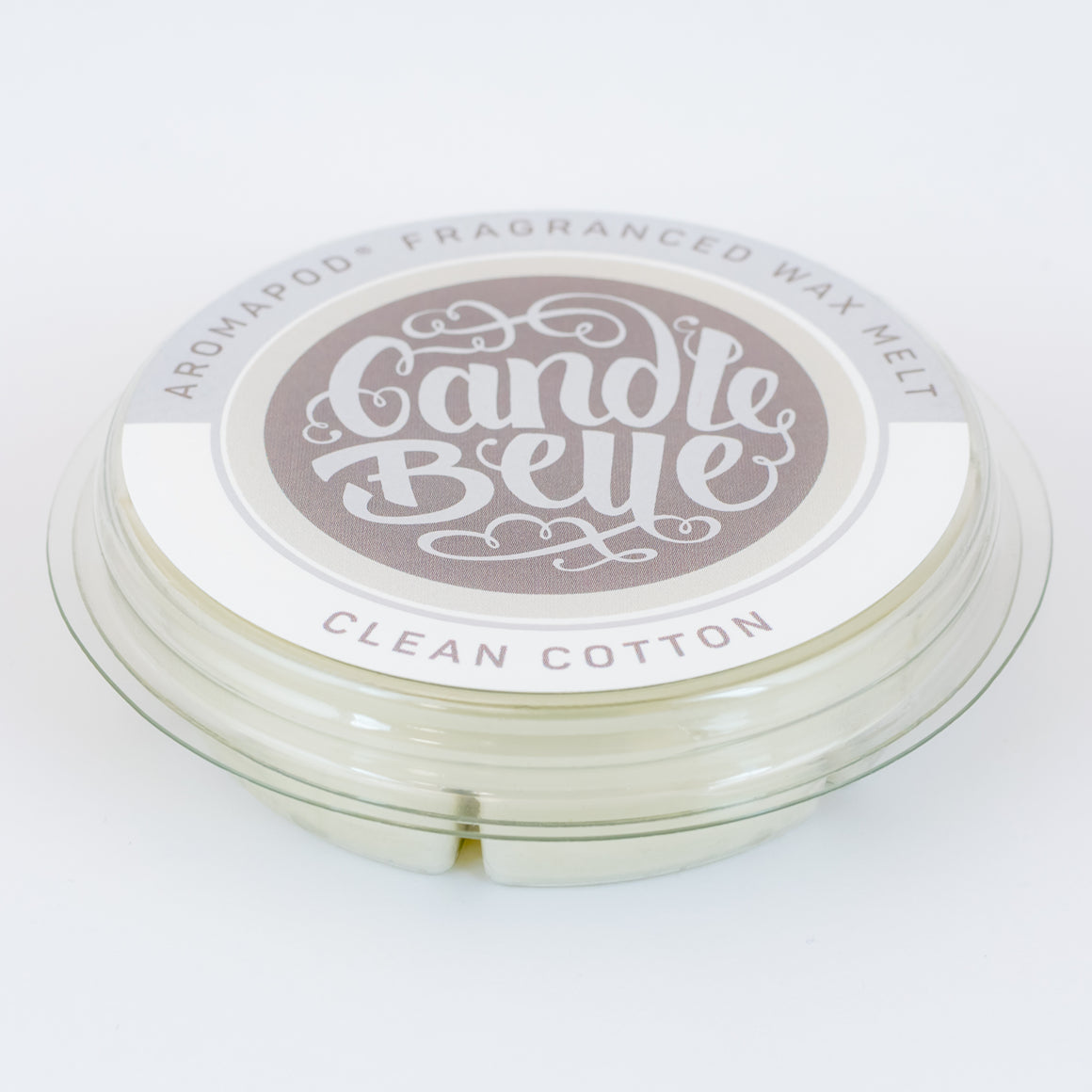 Candle Belle® Aromapod® Clean Cotton Fragranced Wax Melt 48g (9 Pack) - Candle Belle® Trade
