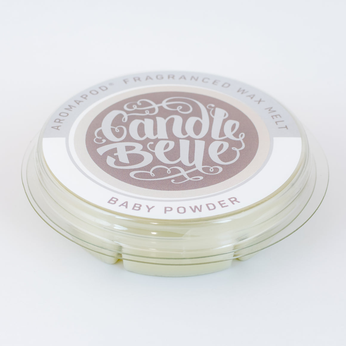 Candle Belle® Aromapod® Baby Powder Fragranced Wax Melt 48g (9 Pack) - Candle Belle® Trade