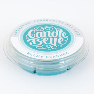 Candle Belle® Aromapod® Balmy Beaches Fragranced Wax Melt 48g (9 Pack) - Candle Belle® Trade
