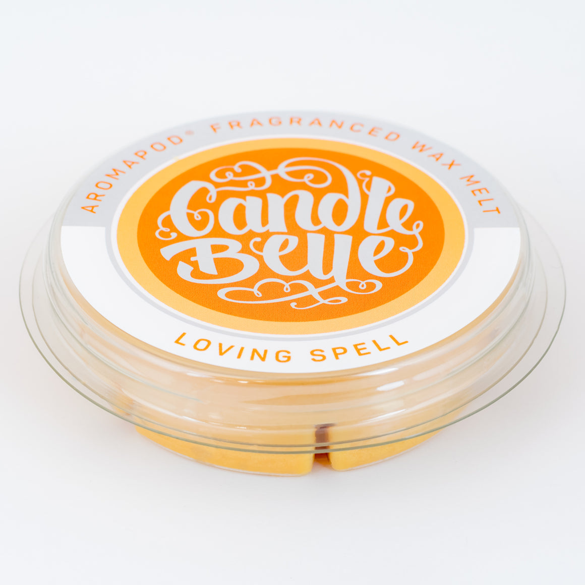 Candle Belle® Aromapod® Loving Spell Fragranced Wax Melt 48g (9 Pack) - Candle Belle® Trade