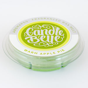 Candle Belle® Aromapod® Warm Apple Pie Fragranced Wax Melt 48g (9 Pack)