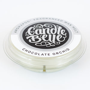 Candle Belle® Aromapod® DECO Chocolate Orchid Fragranced Wax Melt 48g (9 Pack) - Candle Belle® Trade