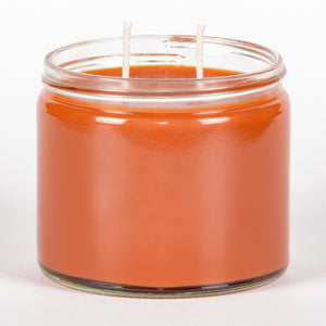 Candle Belle® Gingerbread Men Fragranced Twin Wick Jar Candle 240g (3 Pack)