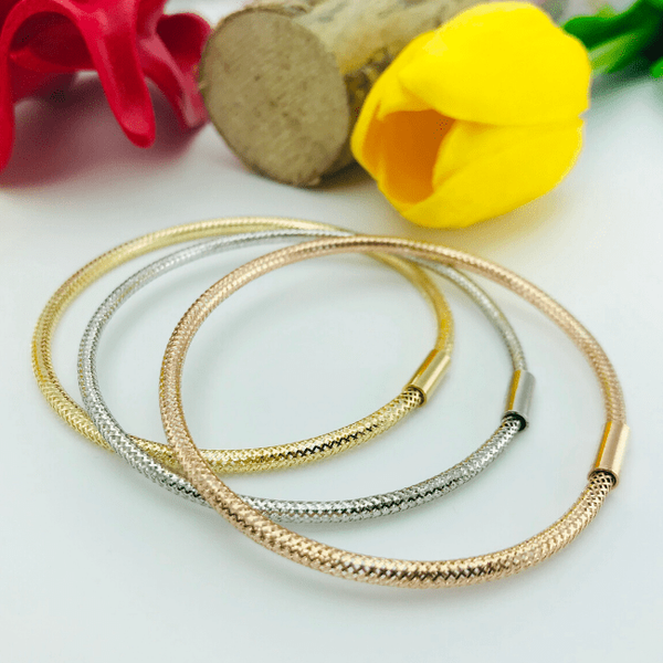 Real Gold Elastic 3 Color Band Set 2020