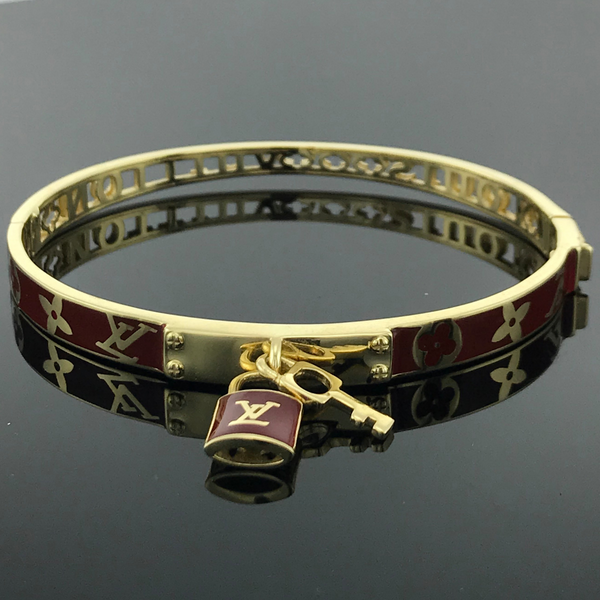 Real Gold Bangle GZBL23