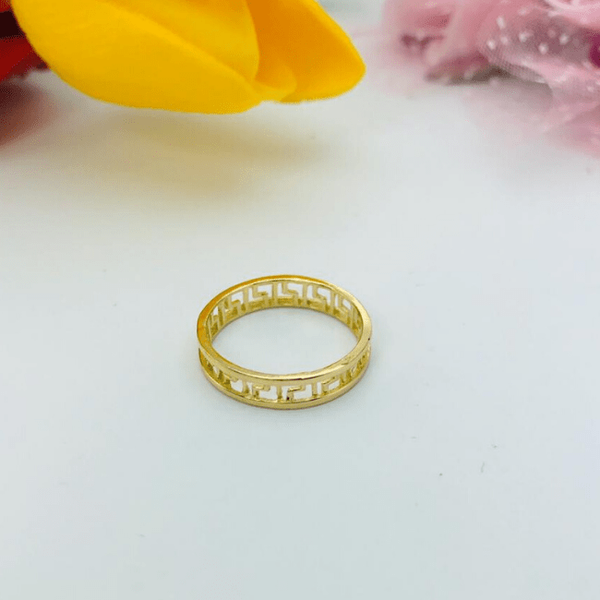 Real Gold MH Ring 2020-B (SIZE 6.5)