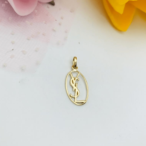 Real Gold SL Pendant 2020