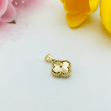 Real Gold VC Pendant 2020 - 18K Gold Jewelry