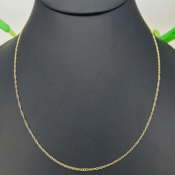 Real Gold Chain (45 C.M) 💥 SUPER OFFER 🔥 - 18K Gold Jewelry