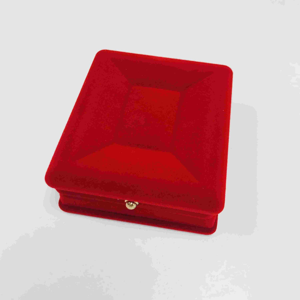 Gift Box Red - 18K Gold Jewelry