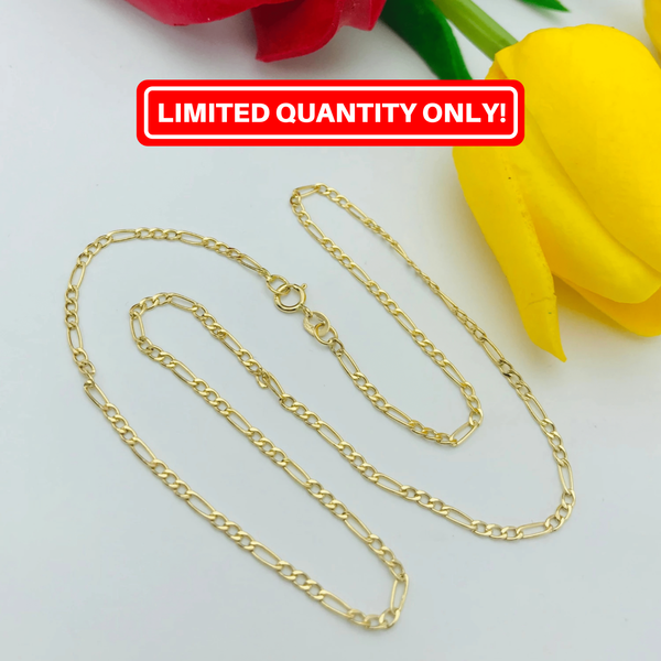 Real Gold CR Chain (40 C.M)