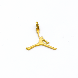 Real Gold N Pendant 2020 - 18K Gold Jewelry