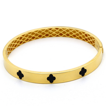 Real Gold LV Bangle (SIZE 19.5) BA1207