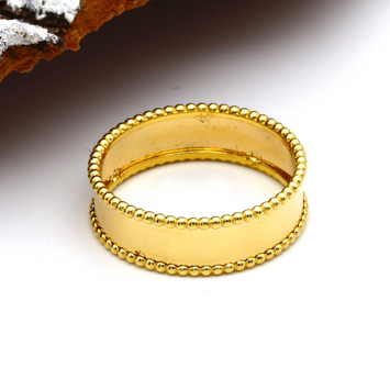 Real Gold VC A Ring A (SIZE 9) R1374 - 18K Gold Jewelry