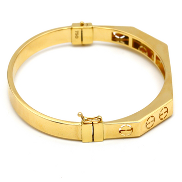 Real Gold CR 2021 Bangle (SIZE 15) BA1169