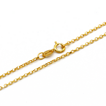 Real Gold Chopard Chain 2021 (45 C.M) CH1071 - 18K Gold Jewelry