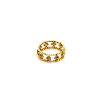 Real Gold VC Wedding Ring (SIZE 6.5) R1430