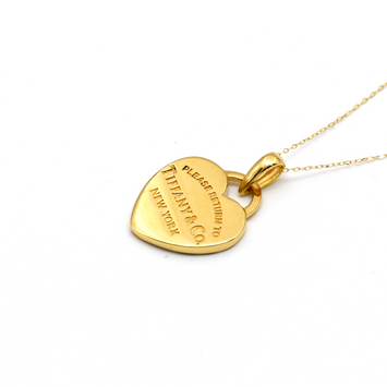 Real Gold TF Necklace N1145