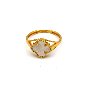 Real Gold VC Peanut M Ring (SIZE 8) R1442