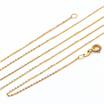 Real Gold Thin Chain (45 C.M) 2021 CH1073