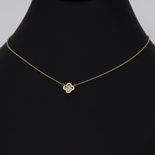 Real Gold VC Adjustable Size Necklace 0693 N1174 - 18K Gold Jewelry