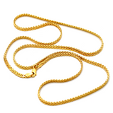 Real Gold Chain (60 C.M) 8943