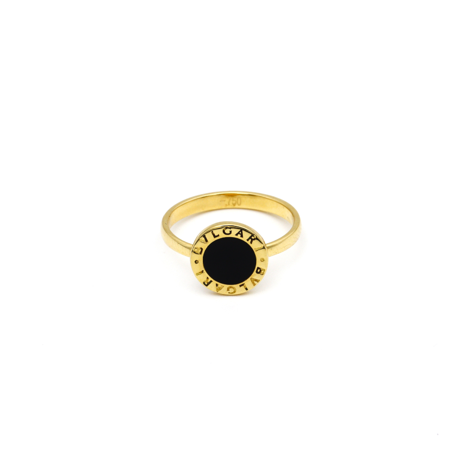 Real Gold BV Ring (SIZE 8.5) R1571
