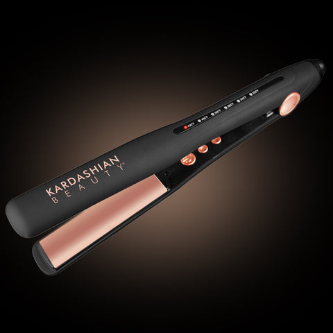 "Kardashian Beauty 1"" Ceramic Hairstyling Iron"