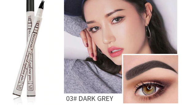 3 Colors Microblading Eyebrow Tattoo Pen