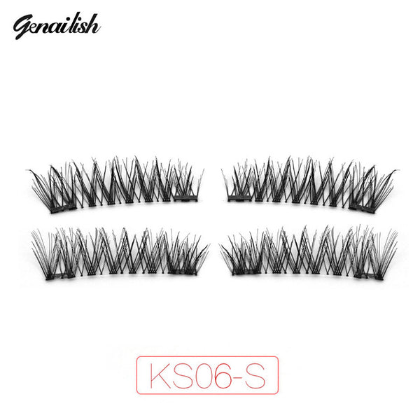 6D Double Magnet Lashes