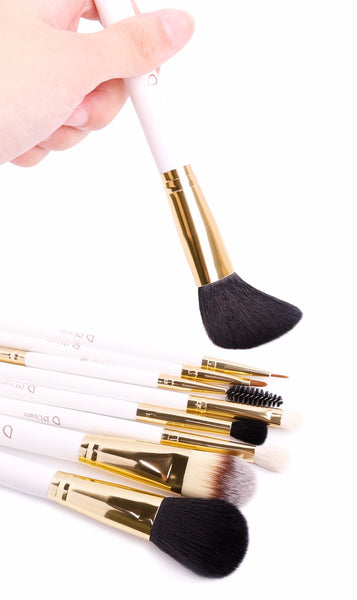 DUcare Professional Makeup Brush Set 8pcs