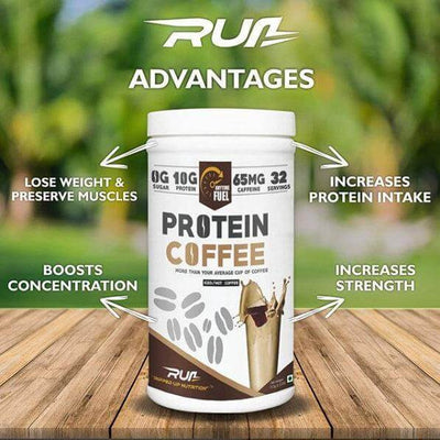 Benefits of Choosing Protein Coffee and how to make it?