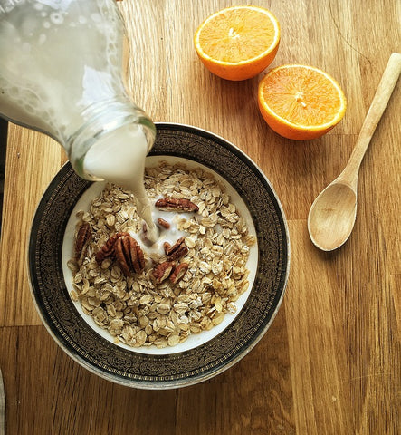 High Protein oats