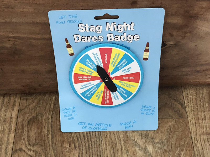 Stag Party Hamper