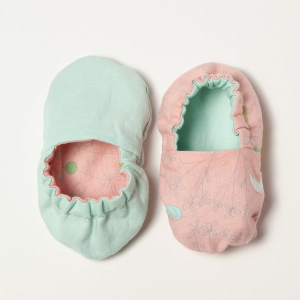 Reversible Crib Shoes