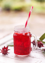 Roselle Juice With Flower.jpg