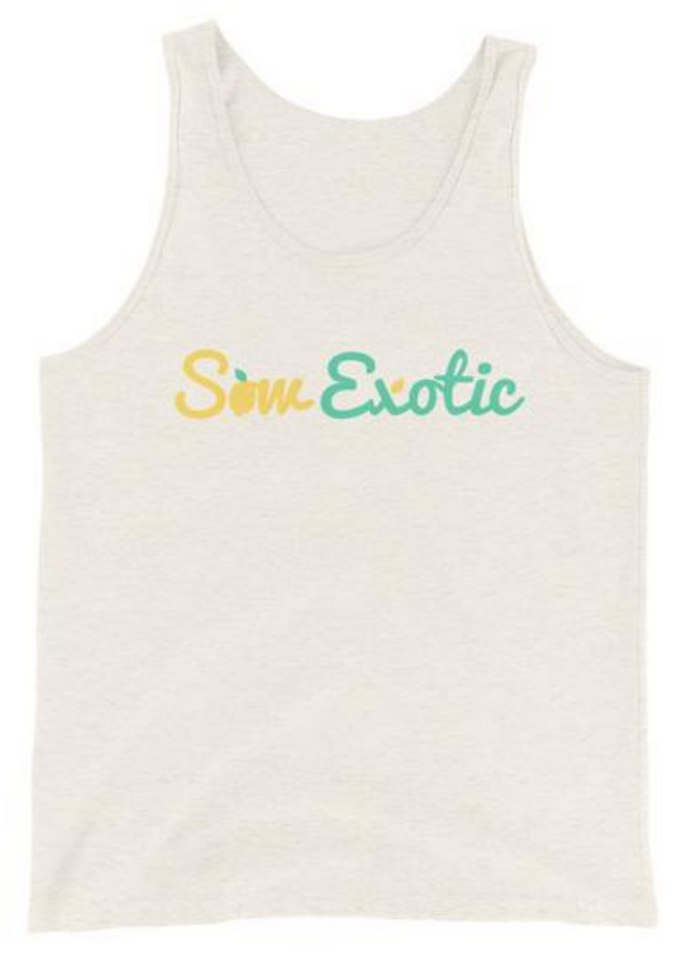 Sow Exotic Tank