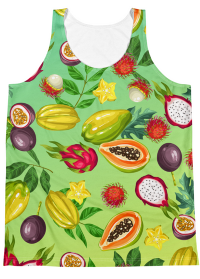 Tropical Fruit Lover's Tank