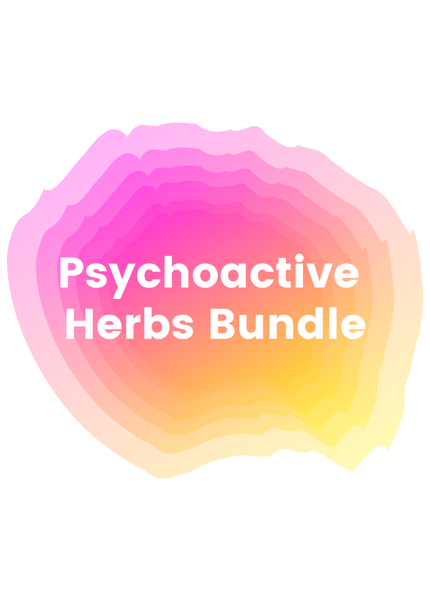 Summer of Love: Psychoactive Herbs Bundle
