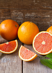 Cara Cara Red Navel Orange (Citrus sinensis)