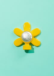 Yellow Flower Sprinkler