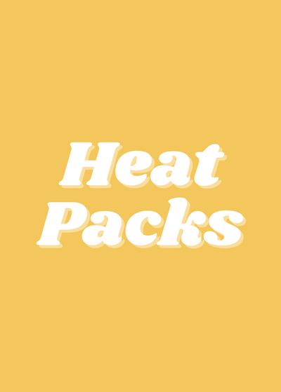 Heat Packs: 96 Hour Mega Shipping Warmer