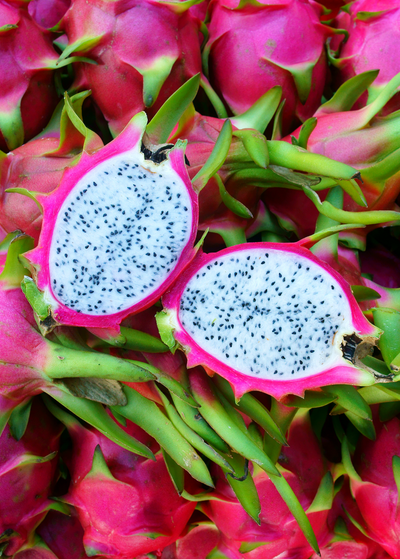 White Dragon Fruit (Pitaya) Box
